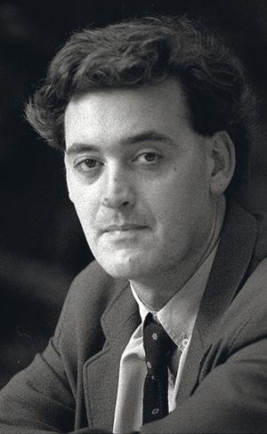 El joven Miguel Zugaza.