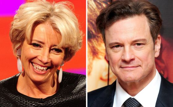 Colin Firth y Emma Thompson se movilizan por Siria