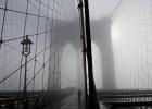 Nueva York en la niebla