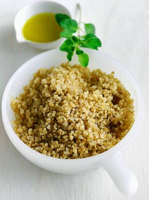 La nueva ola alimenticia se llama quinua