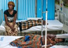 Malaria, laboratorio africano