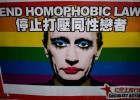 Protestas contra las leyes homófobas de Putin