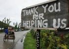 Filipinas dice gracias