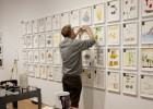 'Notas de creatividad' en el Drawing centre
