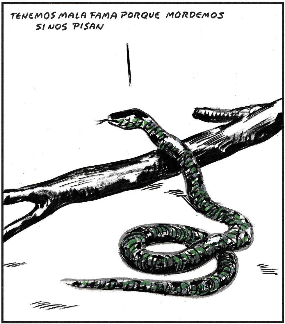 El Roto: Animalismo