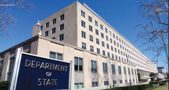 La sede del Departamento de Estado en Washington.