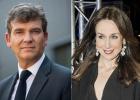Un ministro de Hollande también se enamora de una actriz