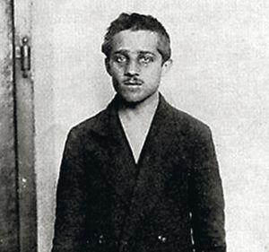 El joven terrorista serbobosnio acabó con la vida del archiduque Franciso Fernando el 28 de junio de 1914.