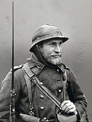 Se consolida la figura del soldado que protagoniza obras literarias de referencia, así como la del amargo desertor.