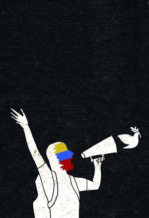 La soledad de los estudiantes venezolanos