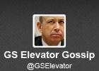 El cotilla de Wall Street sale del ascensor