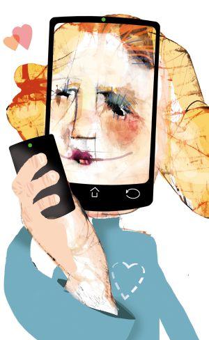 La era de los 'selfies'