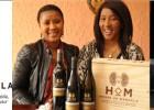 Una copa de vino Mandela