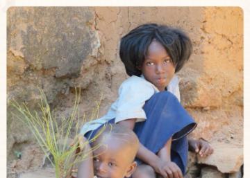 Fui a Burkina Faso porque soy tonto