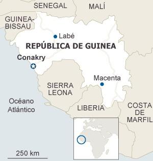 El Ébola llega a la ciudad