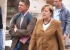 Pompeya: primera escala de las vacaciones de Angela Merkel