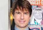 Tom Cruise sale de su escondite