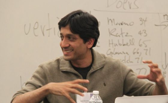 Arun Sundararajan, de la New York University Stern School of Business.