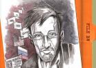 Snowden, nuevo héroe de cómic