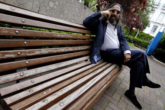 Grupos propalestinos piden a Diego El Cigala que se abstenga de cantar en Israel