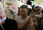 Leftists boost Santos re-election campaign