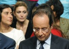 Hollande y Gayet siguen con su relación, ahora más discreta