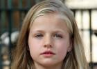 Leonor: niña y princesa