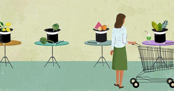 Los mitos de las dietas 'detox'