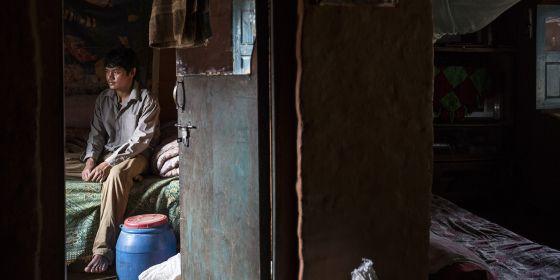 Sir Kumar Lama ha regresado a su casa de Katamandú tras un año en Catar.
