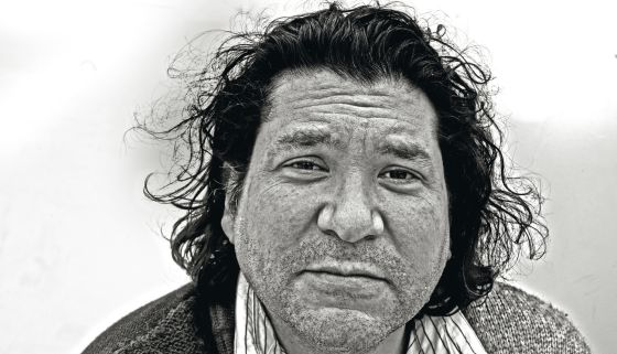Gastón Acurio, en Lima.