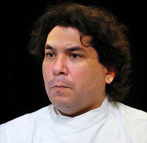 """""""Puedes tener más poder de convicción como cocinero que como político"""""""