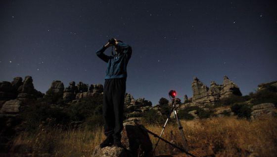 Diez lugares para ver la lluvia de estrellas en primera fila