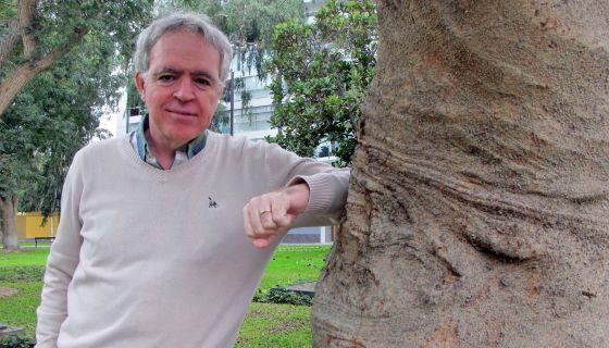 El científico brasileño Antonio Nobre.