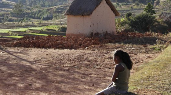 Fami ONG tiene una residencia con capacidad para 135 chicas. Gracias a esto pueden estudiar.