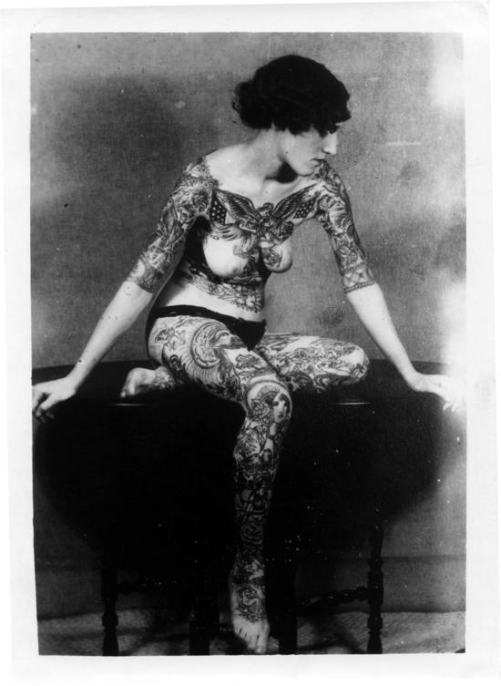 prostitutas tatuadas fotos antiguas de prostitutas