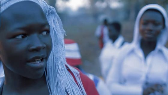 Fotograma del corto documental 'Yo no soy bruja'.