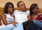 Las hijas de Obama, entre los adolescentes más influyentes
