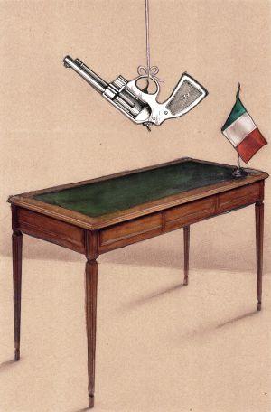 La industria criminal en México