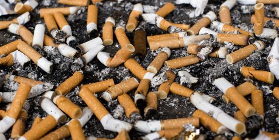 Vivir con un fumador puede implicar daños pulmonares e incluso muerte prematura