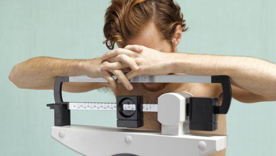 La anorexia masculina supone el 10% de los casos.