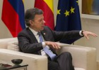 "Juan Manuel Santos: ""We have come further in the peace process than ever before"""