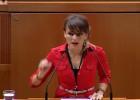 Lo que la 'politóloga guatemalteca' realmente opina de Podemos