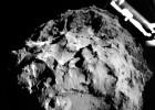 'Philae' tuvo que aterrizar tres veces
