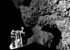 La sonda 'Philae' agota sus baterías, pero ha enviado los datos científicos