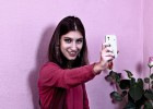 La chica 'selfie'