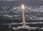ADN adherido a un cohete supera su reentrada en la atmósfera