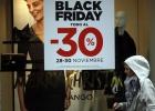 Las compras durante el 'Black Friday'