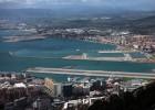 España excluye a Gibraltar del Cielo Único Europeo