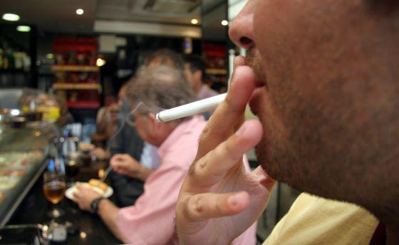 Fumar elimina el ADN viril