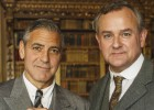 Clooney visita 'Downton Abbey'